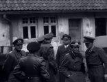 German surrender at Lüneburg Heath, Germany 04/05 May 1945