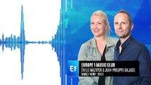 """Juliette Armanet chante la chanson """"Alexandre"""" en live sur Europe 1"""