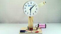 Electromagnetic PENDULUM _ Simple Electric MOTOR _ Electromagnetic Experiments-WfWi89HD