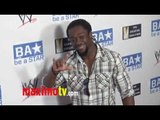 WWE Superstars: Kofi Kingston at WWE SummerSlam 2011 LA Event