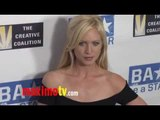 Brittany Snow at WWE SummerSlam 2011 LA Event