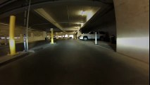 Audi's piloted parking technology showcased