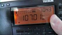 00293 Insane Dutch German FM Radio Tropo band scan stations picked in Clacton Essex