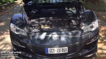 Mazda RX8 R3 in depth