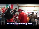 NBA Star Metta World Peace On Canelo vs McGregor EsNews Boxing