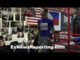 Cuban Brother and Sister national champs putting in work -EsNews Boxing