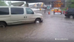 Hudson County, New Jersey drenched under heavy rain and flooding