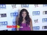 Jordin Sparks at WWE SummerSlam 2011 LA Event