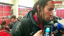 Football. Brest - Nîmes (2-3) :  la réaction de Bruno Grougi