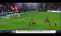 Yannis Salibur Goal HD - Guingamp 3-0 Dijon - 06.05.2017