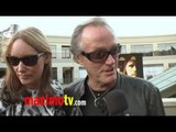 "Peter Fonda Interview at ""The Perfect Age of Rock 'n' Roll"" Premiere"