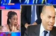 selbé ndom j'ai vu karim wade ( president senegal) mais pas khalifa sall - vidéo Dailymotion
