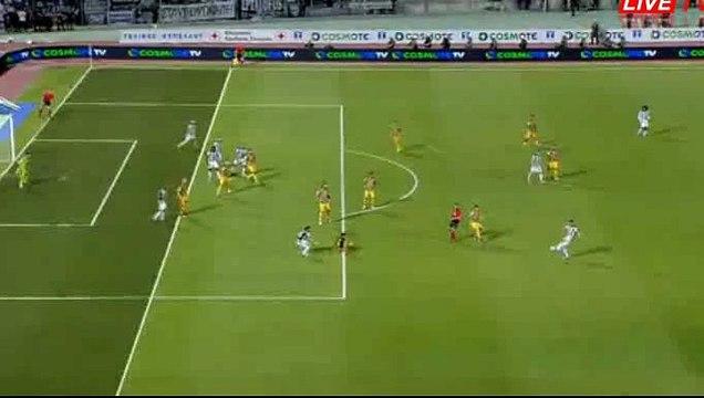 2-1 Pedro Henrique GOAL  - PAOK 2-1 AEK Athens FC 06.05.2017