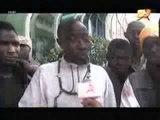 Xibaar yi du 12 avril 2012 Réaction  des sénégalais expulsés de la mauritanie