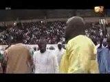 Bantamba du 10 avril 2012  - Réaction de Lac de Guiers 2 après sa défaite devant Eumeu Séne