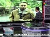 Francia: filtran documentos sobre el partido de Emmanuel Macron