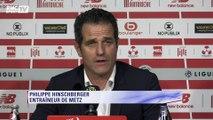 """Hinschberger : """"On est content de décrocher notre maintien en Ligue 1"""""""