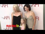 COMMERCE Premiere Screening Arrivals Annabeth Gish, Kelly Hu, Eddie Izzard