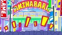 まけるな!! あくのぐんだん! 第3話「 H .」 Makeruna!! Aku no Gundan! - 03  H  [.]