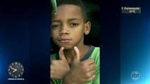 Motorista atropela e mata menino de 9 anos em posto de gasolina