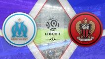 Marseille 2-1 Nice - Les Buts et Résumé - 07.05.2017
