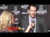 Ryan Kesler Interview at 2011 NHL Awards Red Carpet Arrivals