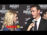 Jonathan Toews Interview at 2011 NHL Awards Red Carpet Arrivals