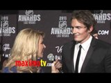 Loui Eriksson Interview at 2011 NHL Awards Red Carpet Arrivals