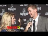 Corey Perry Interview at 2011 NHL Awards Red Carpet Arrivals