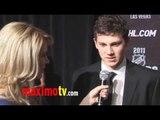 Jeff Skinner Interview at 2011 NHL Awards Red Carpet Arrivals