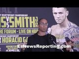 Bernard Hopkins vs Joe Smith Jr Final Press Conference - EsNews Boxing