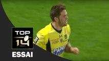 TOP 14 ‐ Essai de Damian PENAUD 2 (ASM) – Clermont-La Rochelle – J26 – Saison 2016/2017