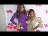 "Toni Braxton & Wendy Williams at ""BRAXTON FAMILY VALUES"" Reunion Special"