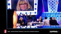 ONPC : Marie Myriam émue, elle confirme la fin de sa carrière (Vidéo)
