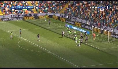 Bryan Cristante Goal HD - Udinese 0-1 Atalanta - 07.05.2017