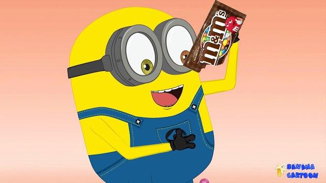 Minions Banana Escalator Funny Cartoon ~ Minions Mini Movies 2017