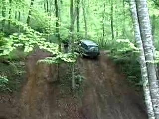 range rover classic 4X4
