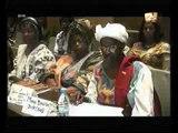 La plateforme d'éveil des femmes appellant à une élection apaisée JT du 23 mars 2012