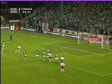 Asse - Olympique Lyonnais - 2ème but Juninho