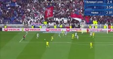 Valentin Rongier Goal HD Olympique Lyon 0-1 Nantes 07052017 HD