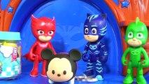 PJ MASKS Tub Bath Time Finger Paint ant Rubber Duck Superhero IRL Toy Surp