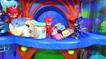 PJ MASKS Tub Bath Time Finger Paint Soap Colors, Giant Rubber Duck Superhero IRL Toy Surprise _
