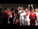 Extrait Super Marché, groupe vocal Gens du Pays