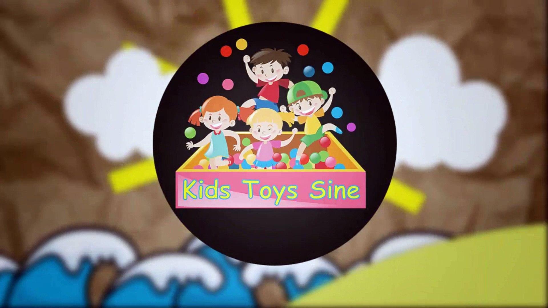 Days Of The Week Song | Kids Songs | Kids Toys Sine