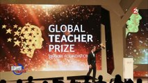 """""""13h15"""". La """"classe inversée"""" d'une prof française au trophée du meilleur enseignant du monde 2017 à Dubaï"""