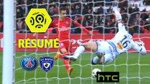 Paris Saint-Germain - SC Bastia (5-0)  - Résumé - (PARIS-SCB) / 2016-17
