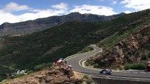 Rally Islas Canarias 2017 - CRASH TOMASZ KASPERCZYK