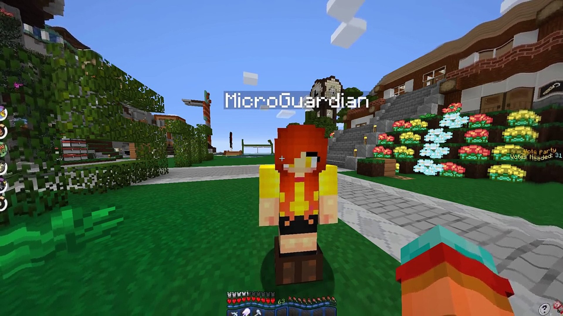 I Should Not Have Gone To This Roblox Mansion Microguardian Roleplay Angry Gods Switched Us Pixelmon Journey Ep22 Dollastic Plays Microguardian Dailymotion Video