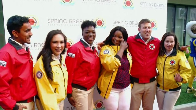 Octavia Spencer and her A-lister friends raise $1.8m