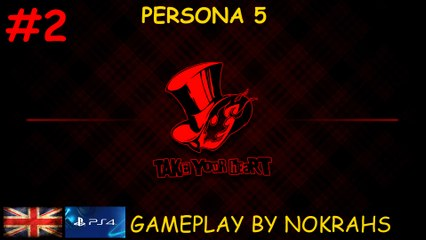 """""""Persona 5"""" """"PS4"""" - """"Gameplay"""" (2)"""